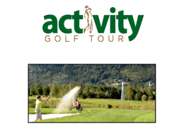 prezentace activity golf tour 2014