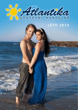 Katalog LÉTO 2014