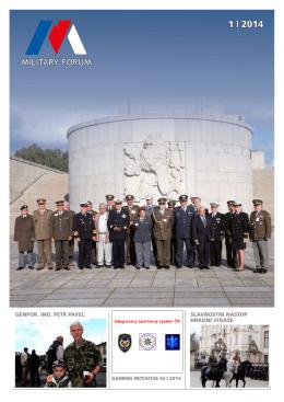 1 | 2014 - Svaz důstojníků a praporčíků Armády České republiky, os