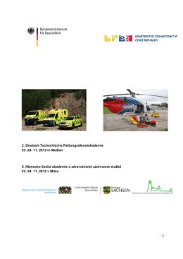 brožuře - Asociace zdravotnických záchranných služeb ČR