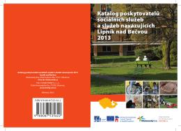 Katalog poskytovatelů sociálních služeb a služeb navazujících