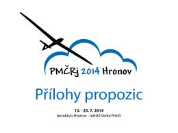 PMCRj 2014 Hronov