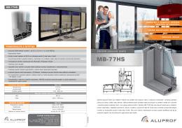 MB-77HS - msv