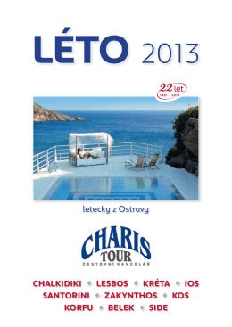 kréta - CK Charis Tour