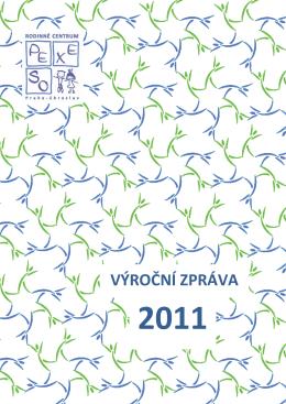 Výroční zpráva za rok 2011