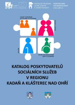 Katalog soc. služeb 2012