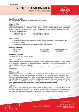 VUSOKRET 50-06, 50-6