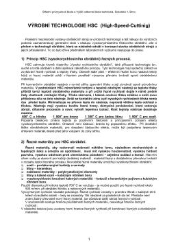 HSC technologie.pdf - SPŠ Sokolská, Brno