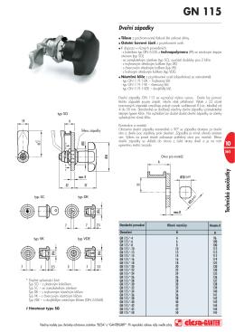 GN 115 - IMP Kontakt