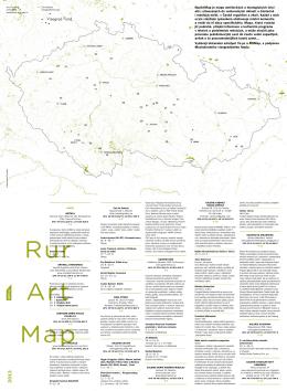 rurArtMap je mapa uměleckých a ekologických inici - yo-yo | yo-yo