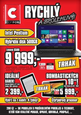 trhák - PC servis CZ