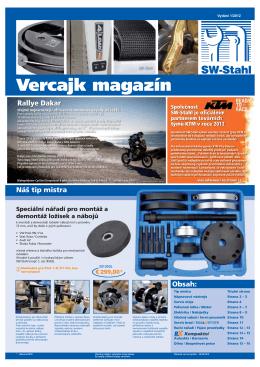 Vercajk magazín