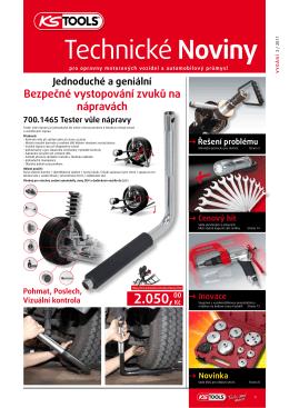 technické noviny ks tools