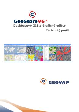 Desktopový GIS a Grafický editor