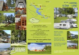 OLŠINA - LIPNO - Camping Olšina