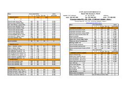 Ceník půjčovny stavební techniky (pdf)
