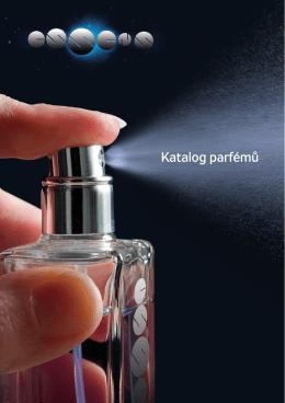 Katalog parfémů