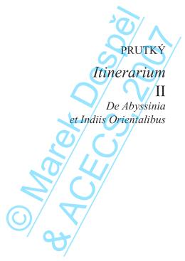 De Abyssinia et Indiis Orientalibus