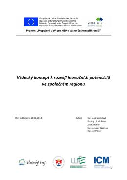 CZ_Vědecký koncept_final - Wirtschaftsförderung Erzgebirge GmbH