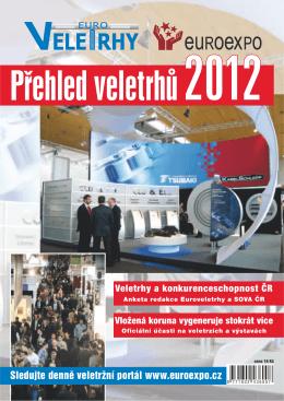 Speciální číslo novin Euroveletrhy
