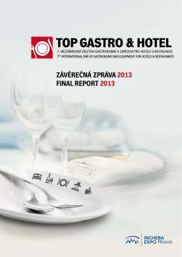 2013 - Top Gastro & Hotel