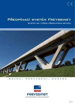 Předpínací systém Freyssinet