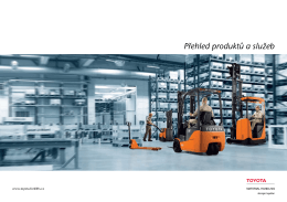 8 - Toyota Material Handling