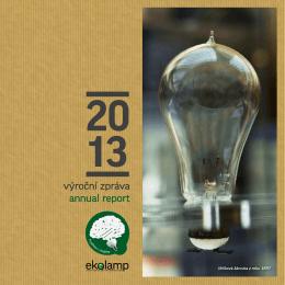 2013 - Ekolamp.cz