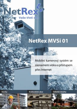 NetRex MVSi 01