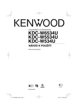 KDC-W6534U_Czech r2.Indd