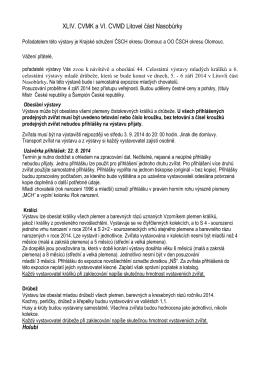 Výst. Podmínky (.pdf)
