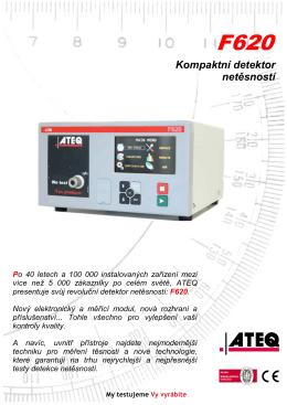 F 620 - Ateq