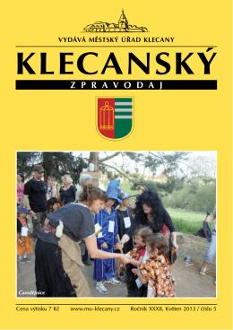 5/2013 - Klecany