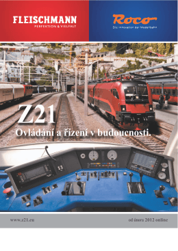PDF český leták