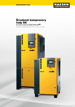 SK 11–15 kW - Kaeser Kompressoren sro