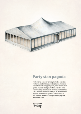 Party stan pagoda