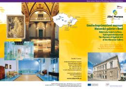 Uměleckoprůmyslové muzeum - Top výletní cíle jižní Moravy