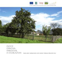 Kniha Ovoce Opavska, Krnovska a Osoblažska(pdf)