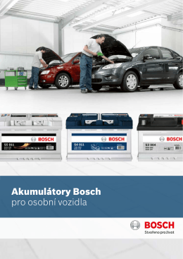 PDF brožura akumulátorů pro osobní vozy