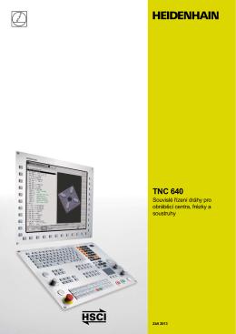 TNC 640 - heidenhain