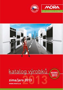 katalog výrobků