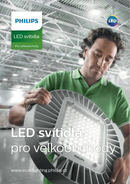 LED svítidla pro velkoobchody
