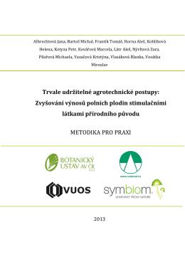 zde ke stažení - Botanický ústav AV ČR