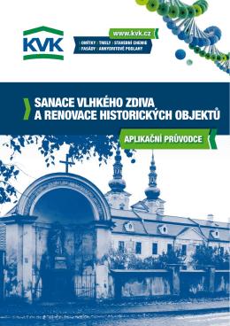 Sanace - Krkonošské vápenky Kunčice