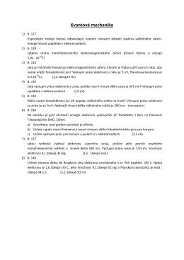 Kvantová mechanika, příklady.pdf