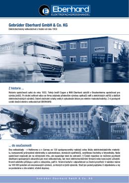 Gebrüder Eberhard GmbH & Co. KG