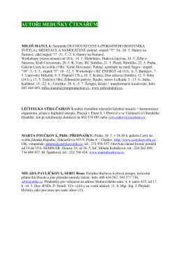 WEB_č 5 13 _Autoři_Meduňky_čtenářům
