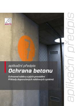 Ochrana betonu