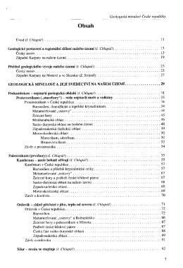 Geologicka minulost Ceske republiky / Ivo Chlupac
