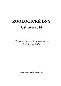 Zoologické dny Ostrava 2014